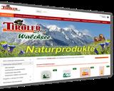 Webdesign, Online Shop, Kufstein, Wörgl, Walchsee