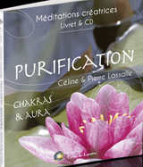 Livret-CD Purification Chakras et Aura (ou ebook+MP3)