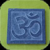 Ardoise Om hindou