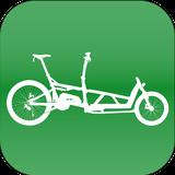 Lasten e-Bikes in der e-motion e-Bike Welt in Karlsruhe