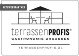 Winschutz für Terrasse in der Gastronomie
