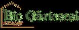 Logo von unserer Gärtnerei mit güner Schrift