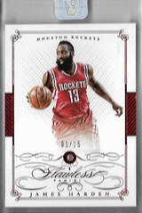 JAMES HARDEN / Ruby - No. 60  (#d 1/15)
