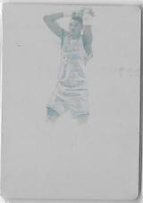 HAKEEM OLAJUWON / Flawless Plate (Greats Dual Memorabilia Autographs) - No. GDM-HKO  (#d 1/1)