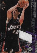 JOHN STOCKTON / UD Game Jersey