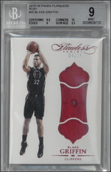 BLAKE GRIFFIN / Ruby - No. 30  (#d 4/15)