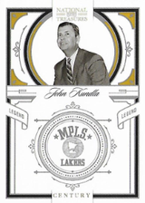 JOHN KUNDLA / Platinum - No. 165  (#d 9/10)