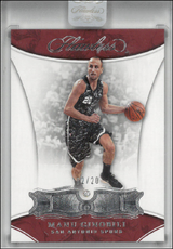 MANU GINOBILI / Flawless Diamond - No. 26  (#d 2/20)