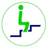 Lift, Aufzug, Fahrstuhl, Seniorenlift, gerader Treppenlift, Barrierefrei, Sitzlift