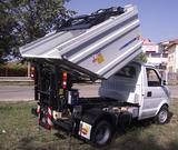 Müllverdichter Benzin Transporter N1