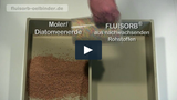 fluisorb oelbinder oelbindemittel vergleich video