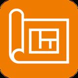 Icon Katastervermessung - Vermessung Büro Kofler