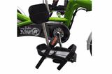 Beinfixierung bei Dreirädern von Van Raam Beratung, Probefahrt und kaufen in Kempten