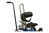 Rückenlehne bei Dreirädern von Van Raam Beratung, Probefahrt und kaufen in Bad Kreuznach