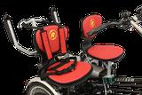 Begurtung bei Dreirädern von Van Raam Beratung, Probefahrt und kaufen in Hannover