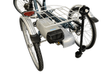 Stockhalter bei Dreirädern von Van Raam Beratung, Probefahrt und kaufen in Hamburg