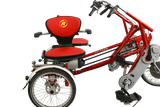 Drehbarer Sitz bei Dreirädern von Van Raam Beratung, Probefahrt und kaufen in Frankfurt