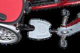 Fußplatte bei Dreirädern von Van Raam Beratung, Probefahrt und kaufen in Hamburg