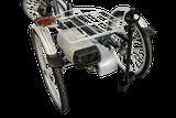 Stockhalter bei Dreirädern von Van Raam Beratung, Probefahrt und kaufen in Düsseldorf