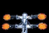 Blinklichtanlage bei Dreirädern von Van Raam Beratung, Probefahrt und kaufen in St. Wendel