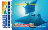 NAUIアドバンスカード沖縄限定バージョン(キンメ)