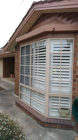 Custom shutters  for your Windows and your Pets