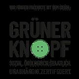 Nachhaltige Textilen für das Gesundheitswesen Grüner Knopf Zertifikat