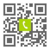 Telefonnummer der Zahnarztpraxis Dr. Wolfgang Standhartinger in Memmingen: Einfach mit dem Smartphone scannen und anrufen!