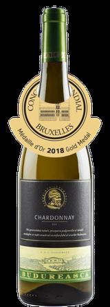 Budureasca Premium Chardonnay 2017