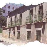 Albergue de la Merced inaugurado el 14 de junio de 1941 en la calle García Luna 17, Madrid