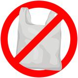 mueden.de, Verpackung, Bild von Plastiktasche durchgestrichen