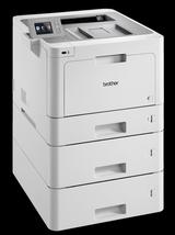Brother HL-L9310CDWTT mit 3 Papierkassetten