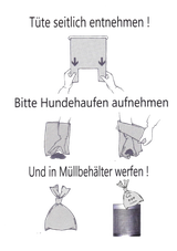 Digitaldruckaufkleber von DSP