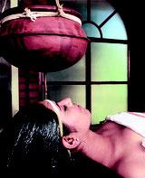 Massage Sirodhara