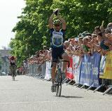 Sieg für Leif beim Hohenheimer Schlossrennen Foto: Steffen Müßiggang