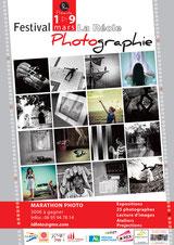 affiche festival de la photographie