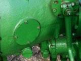 F1M414 Kupplungsdeckel