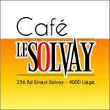 Café le Solvay, local du Milan Club Liège