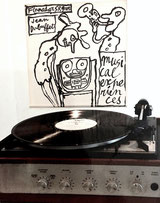 """""""Sound Art Project"""" and exhibition on """"Vinyl. Records and Covers by Artists"""""""