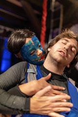 Theaterträume: Woyzeck im Wehrturm