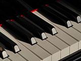 Klavier - Klavierunterricht - Flügel - Tasten