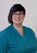 Tierarzthelferin Christine Gütter