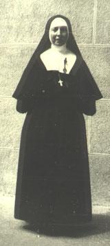 suor Ersilia nel 1947