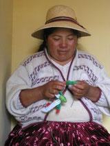 Foto von Berta, Cholita e.V.