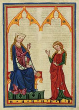 (Foto: Codex Manesse)