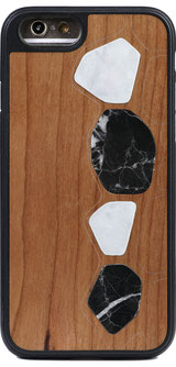 Fundas de madera y marmol iPhone 6 case