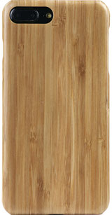 Fundas de madera iPhone 7 case Bambu