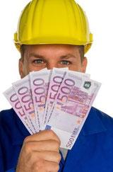 Steuern sparen - kein Geld verschenken