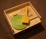 Jouet tourne disque Fisher Price