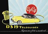 """DS19 """"téléguidée"""""""